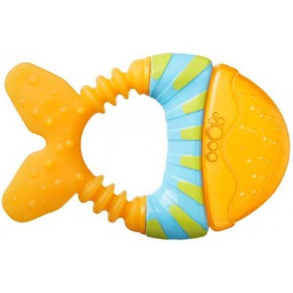 Tommee Tippee Chladící kousátko rybka Žlutá